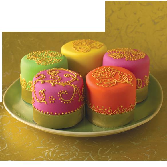 Molde de Silicona Hojas Rosa Marco hornear para decoración de pasteles glaseado