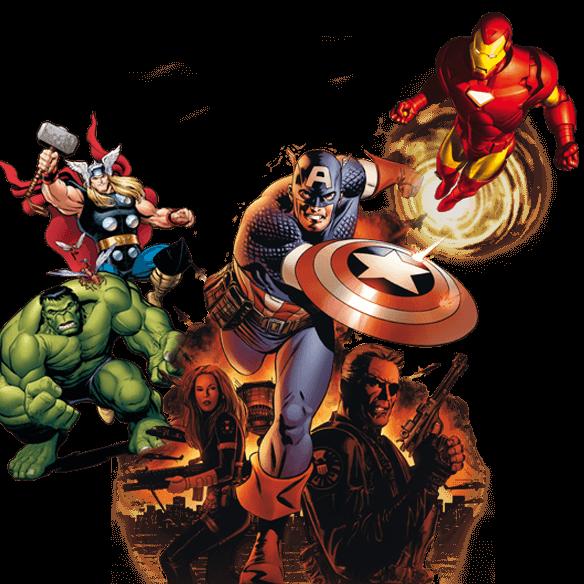 Enciclopedia Universo Marvel: colección de libros