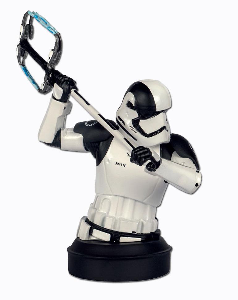 location STAR WARS VII de collection personnage Han Solo Mud soldat figurine Haute 45 cm