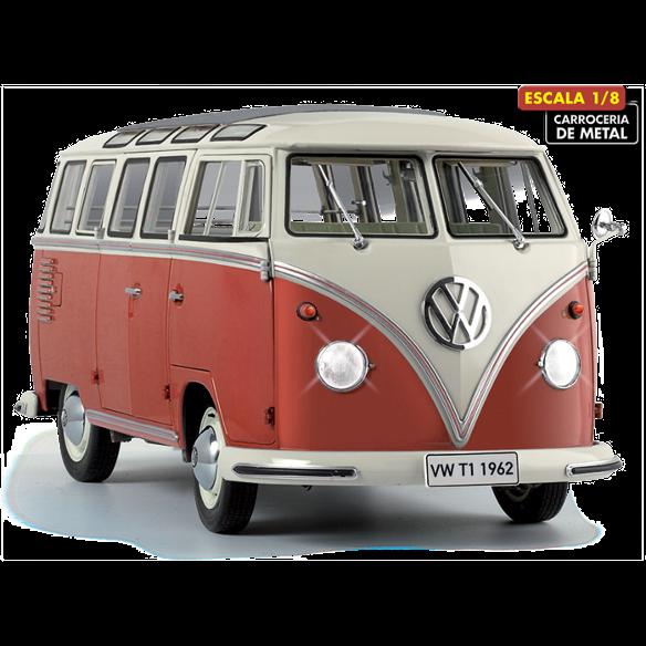 Construa O Vw Samba Bus