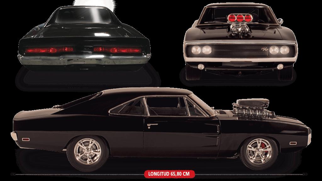 Construa O Temido Dodge Charger R T De Fast Furious